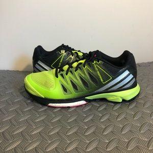 Adidas Volley Response Boost 2 Neon Green Sneaker